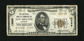 National Bank Notes:Louisiana, New Orleans, LA - $5 1929 Ty. 2 The NB of Commerce Ch. # 13689. This May 1933 chartered bank only issued Type Twos, with...