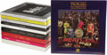 Music Memorabilia:Recordings, Beatles CD Box Set of 10. When the Beatles CDs finally came out, the British chain store HMV issued them in these limited bo... (Total: 10 Items Item)