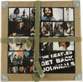 "Music Memorabilia:Recordings, Beatles ""The Get Back Journals"" Boxed 11-Disc Album (Trade Mark OfQuality, 1980s). This incredible ""underground"" boxed set ...(Total: 1 Item)"