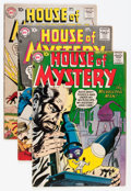 Silver Age (1956-1969):Horror, House of Mystery Group (DC, 1957-74) Condition: Average VG....(Total: 27 Comic Books)