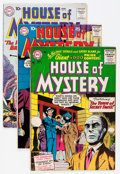 Silver Age (1956-1969):Horror, House of Mystery Group (DC, 1956-77) Condition: Average FN....(Total: 23 Comic Books)