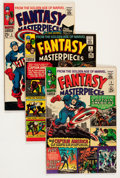 Silver Age (1956-1969):Superhero, Fantasy Masterpieces Group - Savannah pedigree (Marvel, 1966-67)Condition: Average VF/NM except as noted.... (Total: 9 Comic Books)