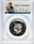Proof Kennedy Half Dollars: , 1971-S 50C PR68 Deep Cameo PCGS. Ex: Signature of John F. Kennedy.PCGS Population (265/65). NGC Census: (82/36). Numismed...