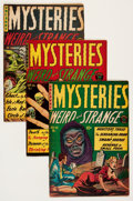 Golden Age (1938-1955):Horror, Mysteries #2-8 Group (Superior, 1953-54) Condition: Average VG....(Total: 7 Comic Books)