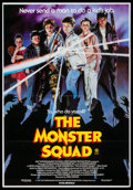 "Movie Posters:Adventure, Monster Squad (Filmpac, 1987). Australian One Sheet (27"" X 39"").Adventure.. ..."