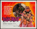 """Movie Posters:Horror, Raw Meat & Others Lot (American International, 1973). HalfSheets (8) (22"""" X 28""""). Horror.. ... (Total: 8 Items)"""