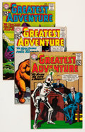 Silver Age (1956-1969):Adventure, My Greatest Adventure Group (DC, 1962) Condition: Average VF/NM.... (Total: 5 Comic Books)