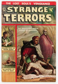 Golden Age (1938-1955):Horror, Strange Terrors #5 (St. John, 1952) Condition: FN....