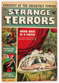 Golden Age (1938-1955):Horror, Strange Terrors #2 (St. John, 1952) Condition: FN....