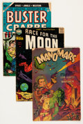 Golden Age (1938-1955):Miscellaneous, Comic Books - Assorted Golden Age Comics Group (Various Publishers, 1940s-'50s) Condition: Average GD.... (Total: 17 Comic Books)