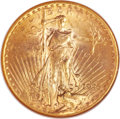Saint-Gaudens Double Eagles, 1926-D $20 MS62 NGC....