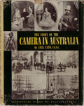 Books:Photography, [Photography]. Jack Cato. The Story of the Camera in Australia. Georgian House, 1955. First edition, first print...