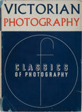 Books:Photography, Alex Strasser [editor]. Victorian Photography. Focal Press, 1942. First trade edition, first printing. Publisher's c...