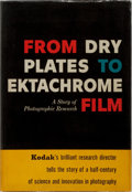 Books:Photography, [Photography]. C. E. Kenneth Mees. From Dry Plates to Ektachrome Film. Ziff-Davis, 1961. First edition, first printi...