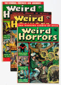 Golden Age (1938-1955):Horror, Weird Horrors #2-4 and 9 Group (St. John, 1952-53) Condition:Average GD/VG.... (Total: 4 Comic Books)