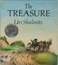 Books:Children's Books, [Children's Illustrated]. Uri Shulevitz. INSCRIBED. TheTreasure. Farrar Straus Giroux, 1978. First edition, first p...