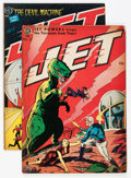 Golden Age (1938-1955):Science Fiction, Jet Powers #2 and 3 Group (Magazine Enterprises, 1951).... (Total:2 Comic Books)