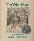 Books:Children's Books, [Children's Illustrated]. Bill Brittain. INSCRIBED. The WishGiver. Harper & Row, 1983. Later printing. Signed and...