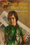Books:Children's Books, [Children's Literature]. Marilyn Sachs. INSCRIBED. The Truthabout Mary Rose. Doubleday, 1973. First edition, first ...
