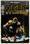 Bronze Age (1970-1979):Horror, DC 100-Page Super Spectacular #4 Weird Mystery Tales (DC, 1971)Condition: VF....