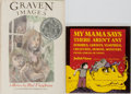 Books:Children's Books, [Children's Illustrated]. Group of Two Signed and Inscribed Books,One First Edition, First Printing. Various publishers, 19...(Total: 2 Items)