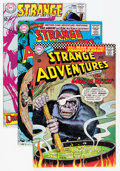 Silver Age (1956-1969):Science Fiction, Strange Adventures Group (DC, 1965-72) Condition: Average VF....(Total: 34 Comic Books)