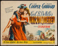 "Movie Posters:Adventure, Unconquered (Paramount, 1947). Half Sheet (22"" X 28"") Styles A& B. Adventure.. ... (Total: 2 Items)"