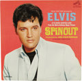 """Music Memorabilia:Recordings, Elvis Presley Mono LP Group of 3 (RCA 1961-66). Three great 1stpressing LPs from The King, including """"Something For Everybo...(Total: 1 Item)"""