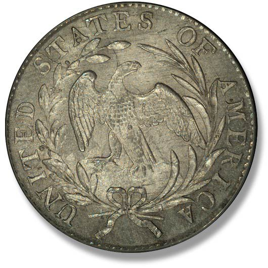 Draped Bust. Small Eagle. 1796-1799