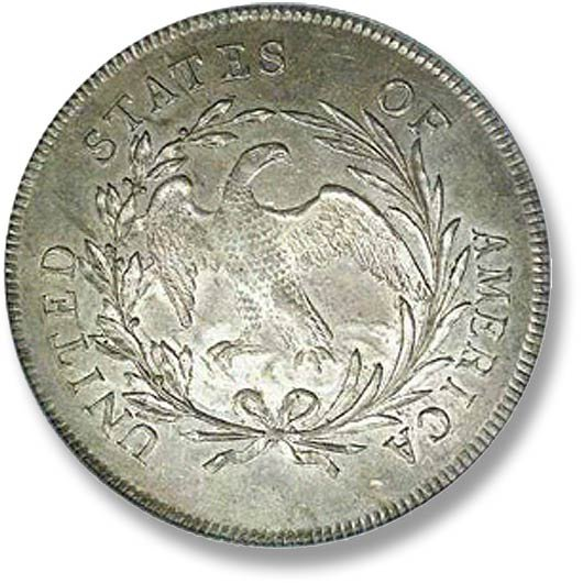 Draped Bust. Small Eagle. 1795-1798