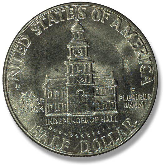Heritage Auctions Half Dollars Kennedy Bicentennial