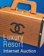 Catalog cover for Resort Luxury Internet Auction