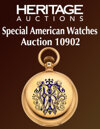 American Watch Auction