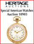 Special American Watches