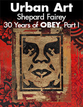 Catalog cover for 2020 October 28 Shepard Fairey: 30 Years of OBEY, Part I Special Online Auction