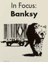 Catalog cover for 2021 February 10 In Focus: Banksy Special Online Auction