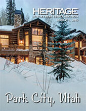 Catalog cover for 2016 March 1 Real Estate Signature Auction - Park City, UT
