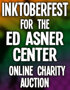 October 16, 2019 Inktoberfest for the Ed Asner Center Online Charity Auction