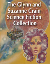 Catalog cover for September 12, 2019 The Glynn and Suzanne Crain Science Fiction Collection Online Auction
