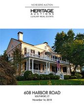 Catalog cover for 2018 November 14 Southport Real Estate -