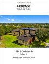 Salado, TX Hill Country Lodge Real Estate Executive Showcase Auction