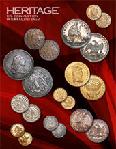 Catalog cover for 2016 October 3 - 5 US Coins Signature Auction - Dallas
