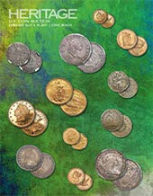 Catalog cover for 2017 February 15 - 20 Long Beach Expo US Coins Signature Auction - Long Beach