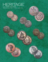 Catalog cover for 2017 April 26 - May 2 CSNS US Coins Signature Auction - Chicago