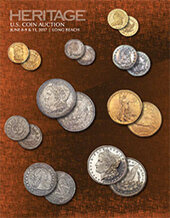 Catalog cover for 2017 June 4 - 7 Pre-Long Beach US Coins Signature Auction - Beverly Hills