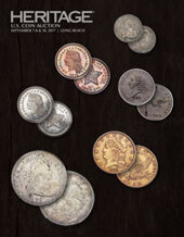 Catalog cover for 2017 September 7 - 10 Long Beach Expo US Coins Signature Auction - Long Beach