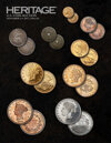 2017 November 2 - 4 US Coins Signature Auction - Dallas