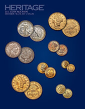 Catalog cover for 2017 December 7 - 10 US Coins Signature Auction - Dallas