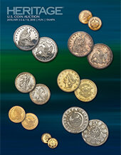 Catalog cover for 2018 January 3 - 8 FUN US Coins Signature Auction - Tampa