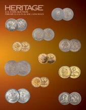 Catalog cover for 2018 February 22 - 26 LB Expo US Coins Signature Auction - Long Beach